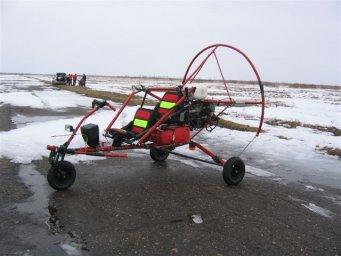 Аэрошют ВК-1