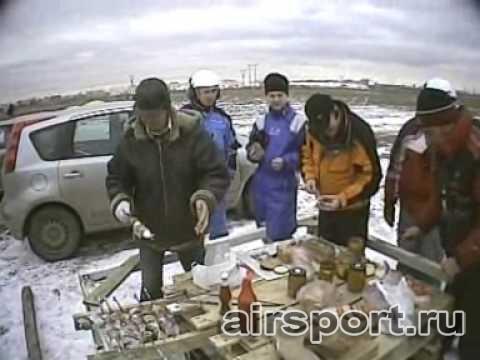 Полёты в Косино 8 марта 2008 (8 of March in Russia)