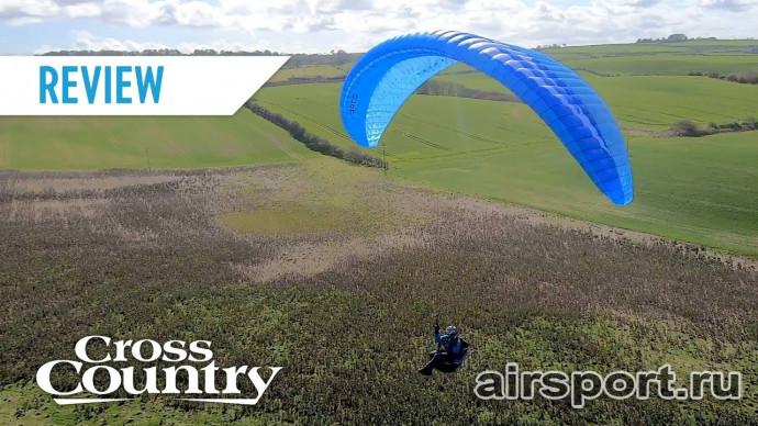 Apco Hybrid (EN B) | полторы поверхности - ревю от журнала Cross Country