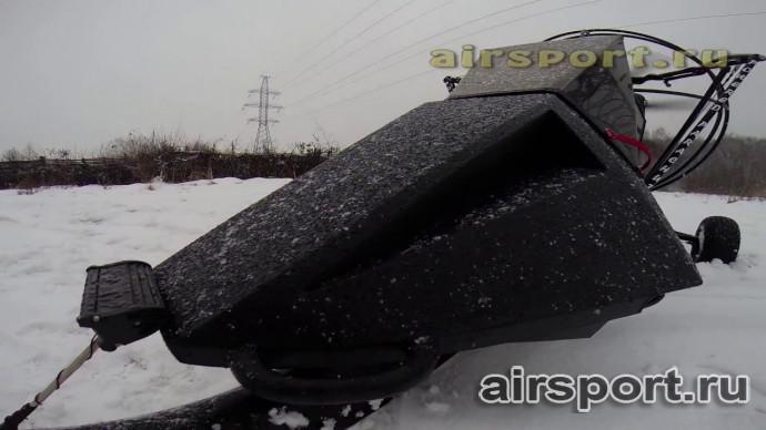 Аэрошют СТЕЛС (Stealth) - trailer