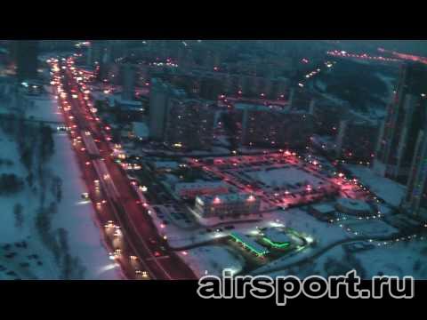 Строгино зимой (трейлер)