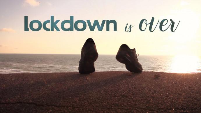 LOCKDOWN IS OVER - Когда закончится локдаун