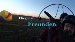 Параплан для паралётов Lift EU видео Peter Wojtkowiak Германия