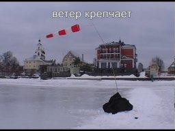 Один зимний день - аэрошют и паралет вместе с клубом АИРСПОРТ
