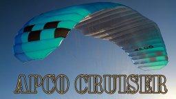 Облёт крыла APCO Cruiser