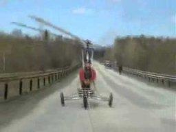 Автожир без двигателя