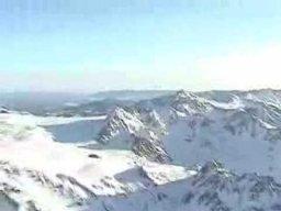 Полёт на аэрошюте над Эльбрусом (отрывок)